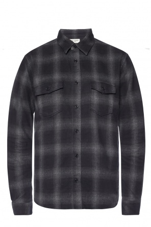 Checked shirt od Saint Laurent