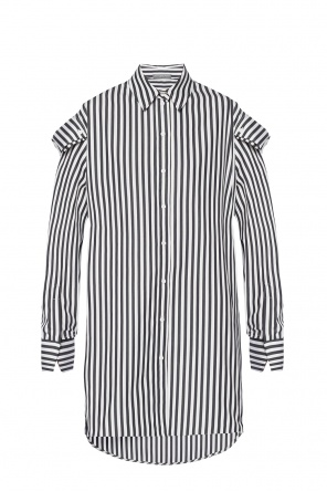 Cut-out shirt od Alexander McQueen