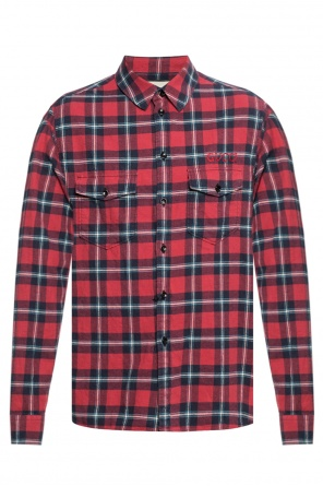 2fd6f512cbd Checked shirt od Gucci Checked shirt od Gucci