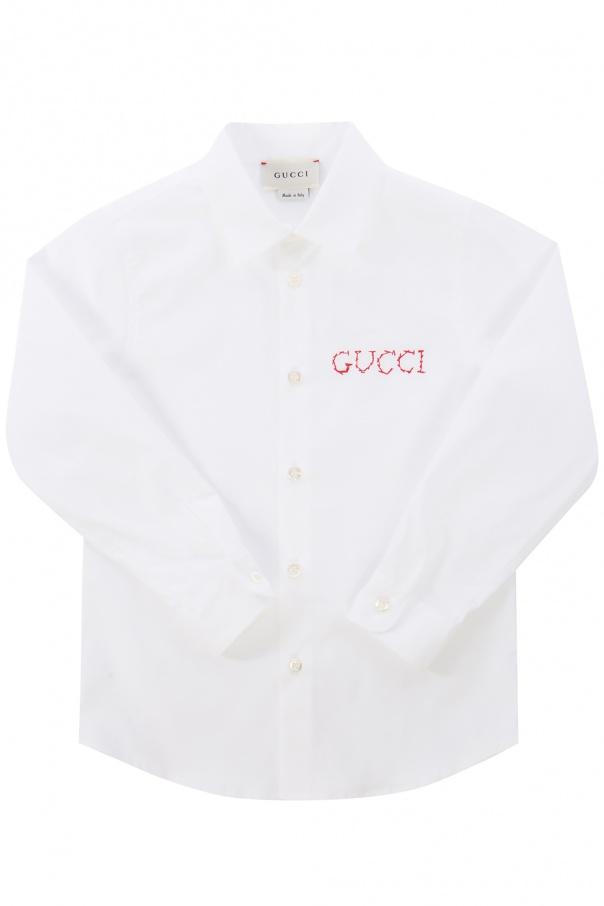 ef3eb1e2c4e Branded shirt Gucci Kids - Vitkac shop online