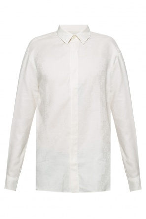Embroidered shirt od Saint Laurent