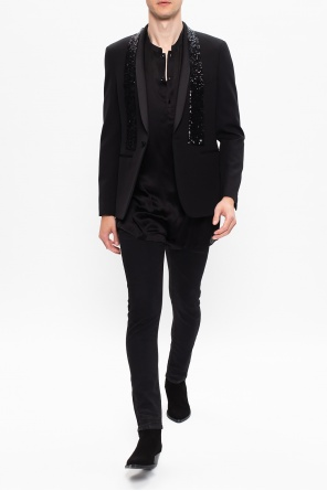 Linen shirt od Saint Laurent