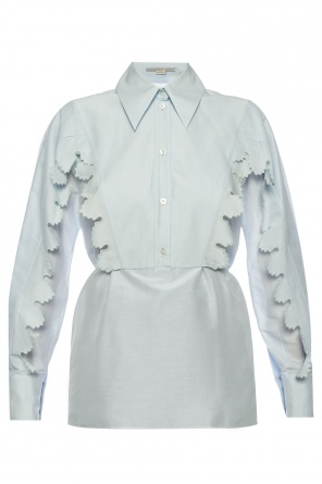 Shirt with decorative tie waist od Stella McCartney