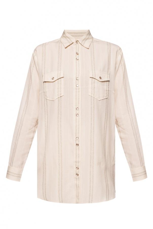 Saint Laurent Shirt with pockets