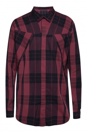 Checked oversize shirt od Julius