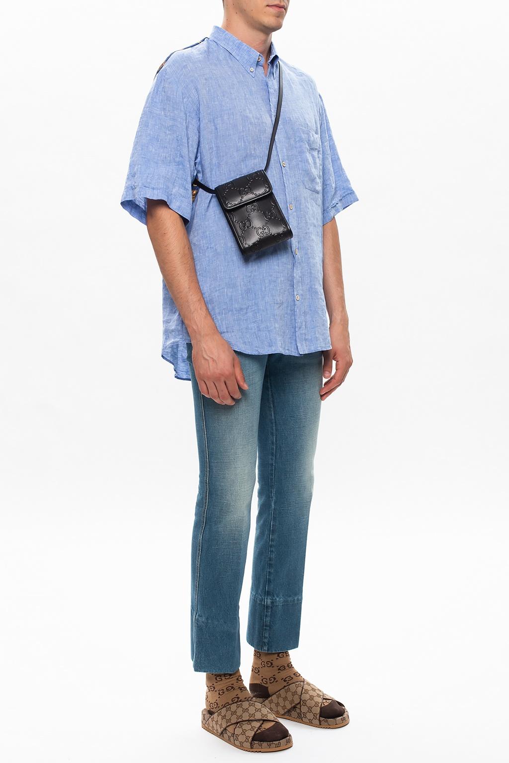 Gucci Linen shirt