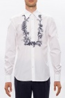 Alexander McQueen Embroidered shirt
