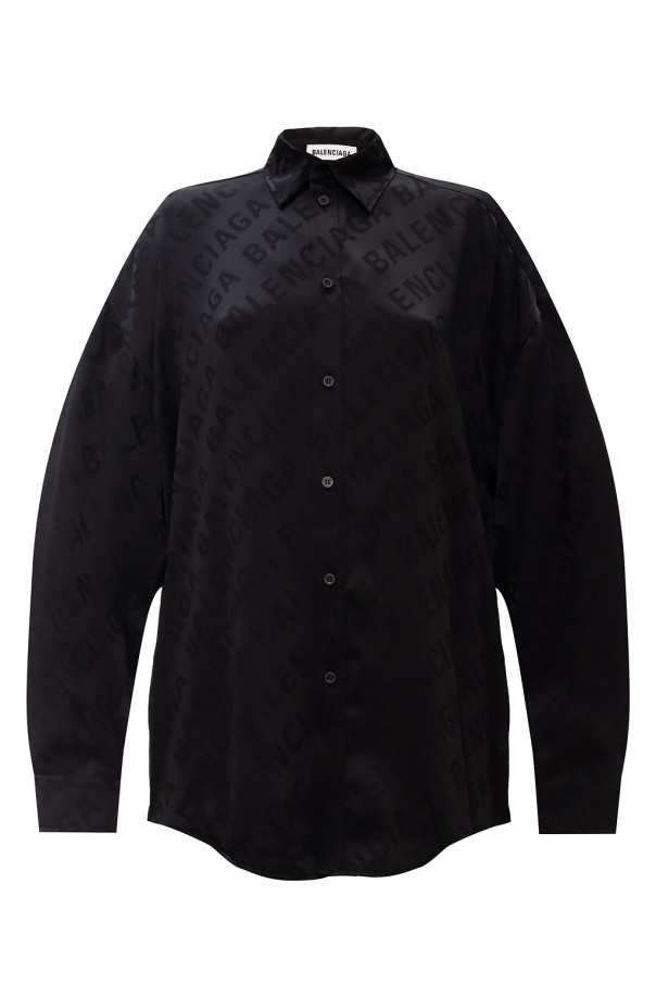 Balenciaga Patterned shirt