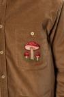 Gucci Corduroy shirt