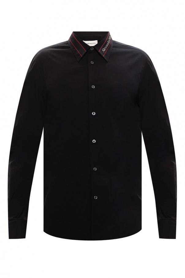 Alexander McQueen Shirt with logo