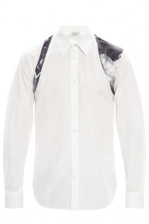 印花衬衫 od Alexander McQueen