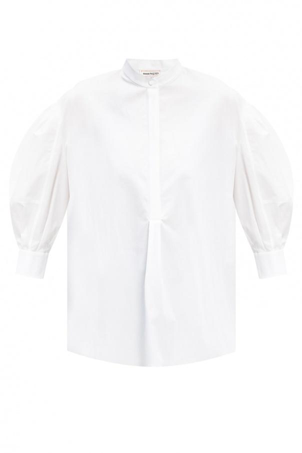 Alexander McQueen Oversize top