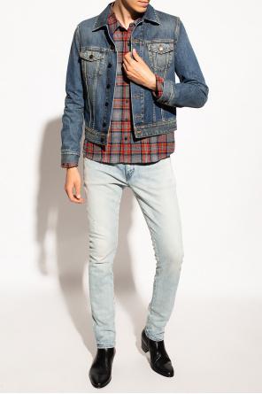 Checked shirt od Saint Laurent
