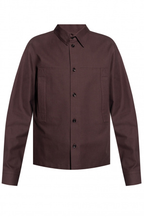 Cotton shirt od Bottega Veneta