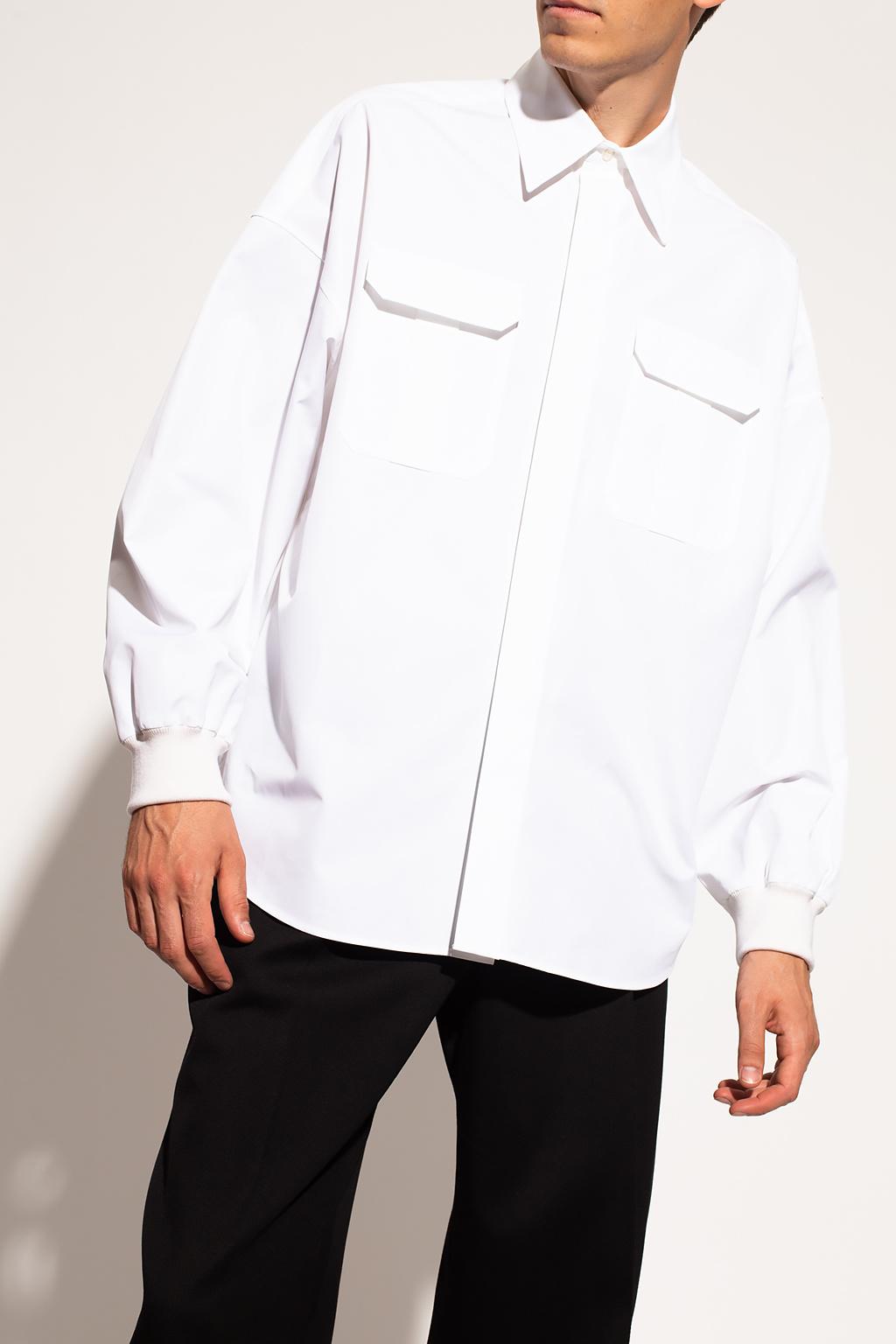 Alexander McQueen Shirt with pockets
