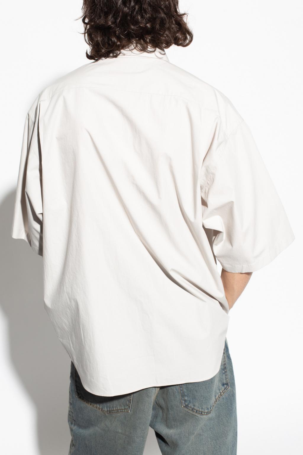 Balenciaga 品牌衬衫
