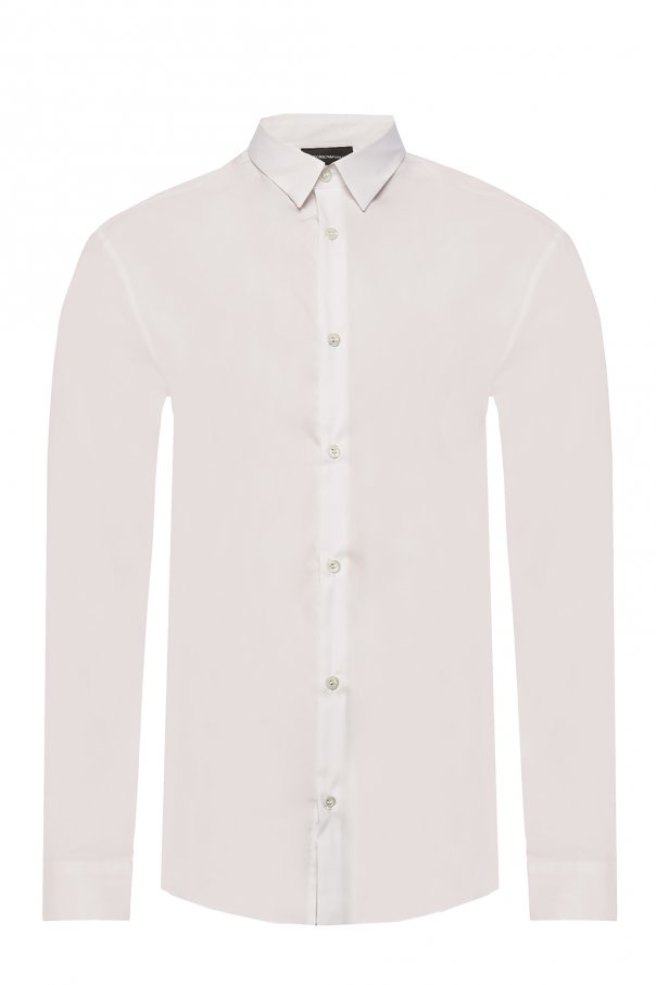 Emporio Armani Cotton shirt