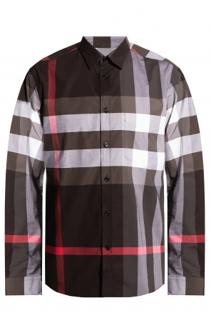 Patterned shirt od Burberry