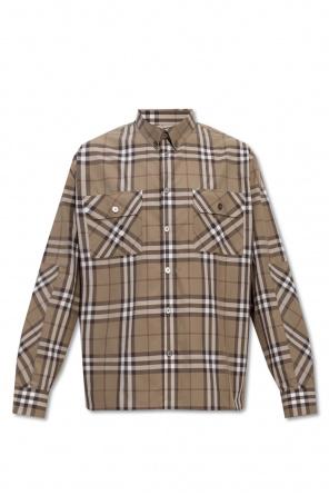 Checked shirt od Burberry