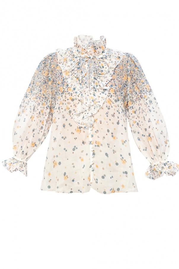 Zimmermann Ruffled shirt
