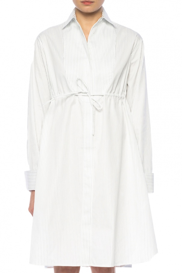 Striped dress od Alaia