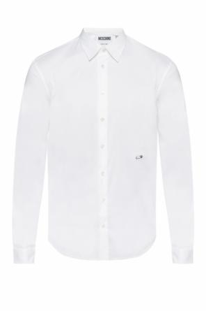 Embroidered shirt od Moschino
