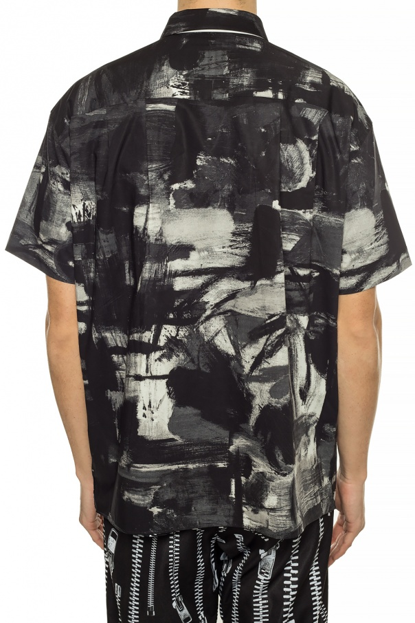 Short-sleeved shirt od Moschino