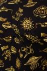 Moschino Patterned polo shirt