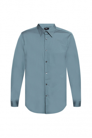 Shirt with point collar od Theory