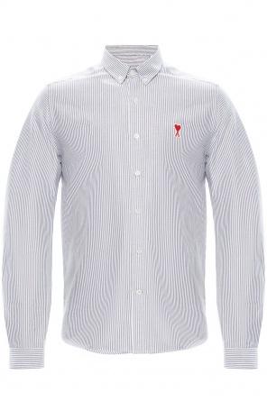 Shirt with logo od Ami Alexandre Mattiussi