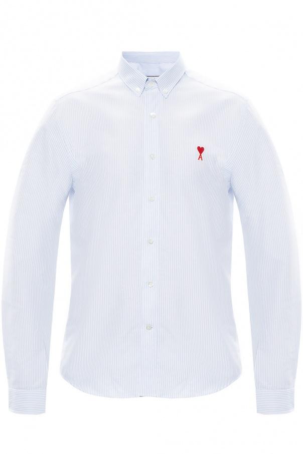 Ami Alexandre Mattiussi Shirt with logo