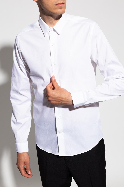Ami Alexandre Mattiussi Koszula z logo