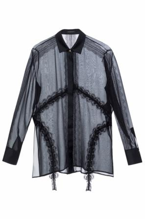 Sheer shirt od Versace