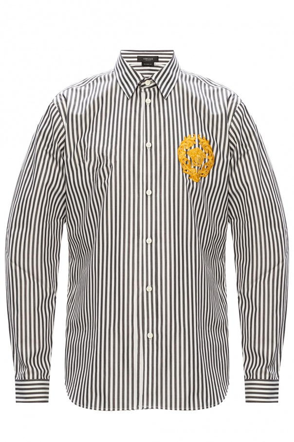 Versace Medusa head shirt