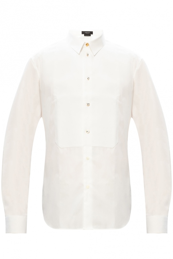 Versace Shirt with decorative buttons