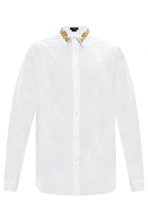 Versace Cotton shirt