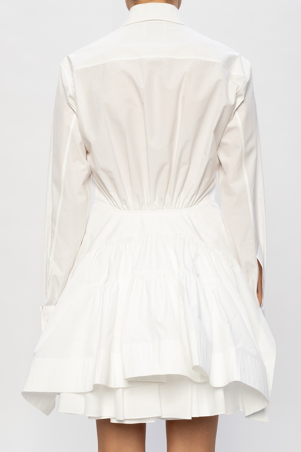 Alaia Shirt with stitching details