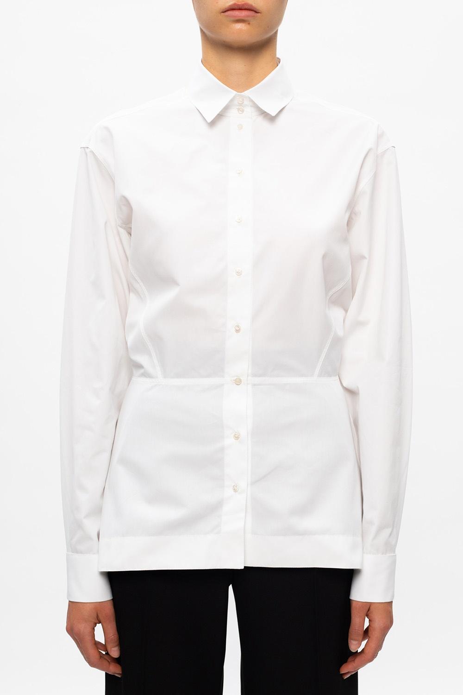 Alaia Asymmetrical shirt