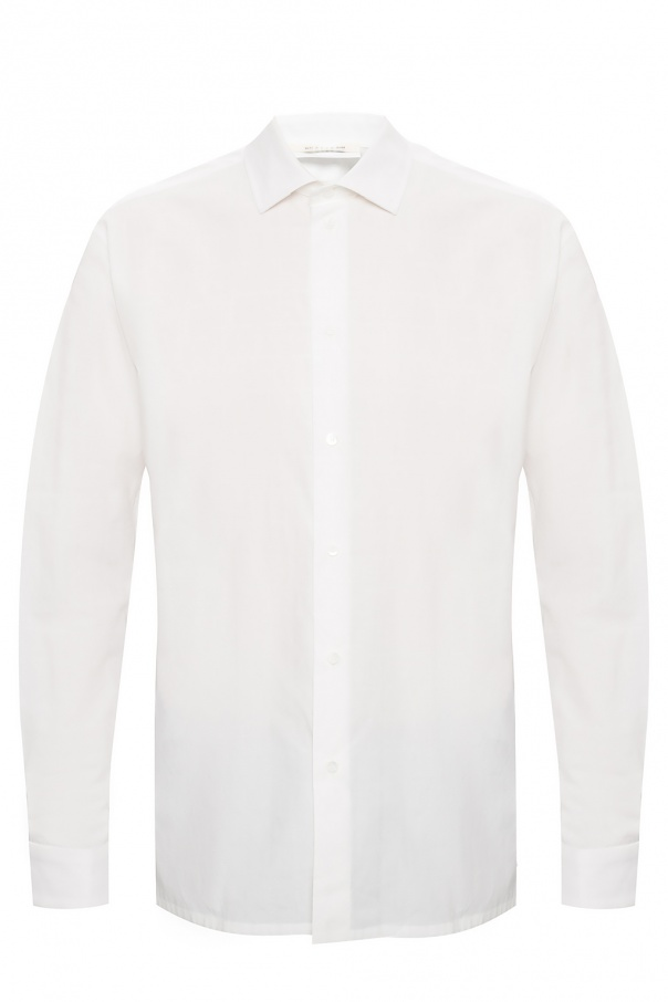 1017 ALYX 9SM Logo-patterned shirt