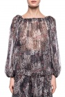 Alaia Patterned top