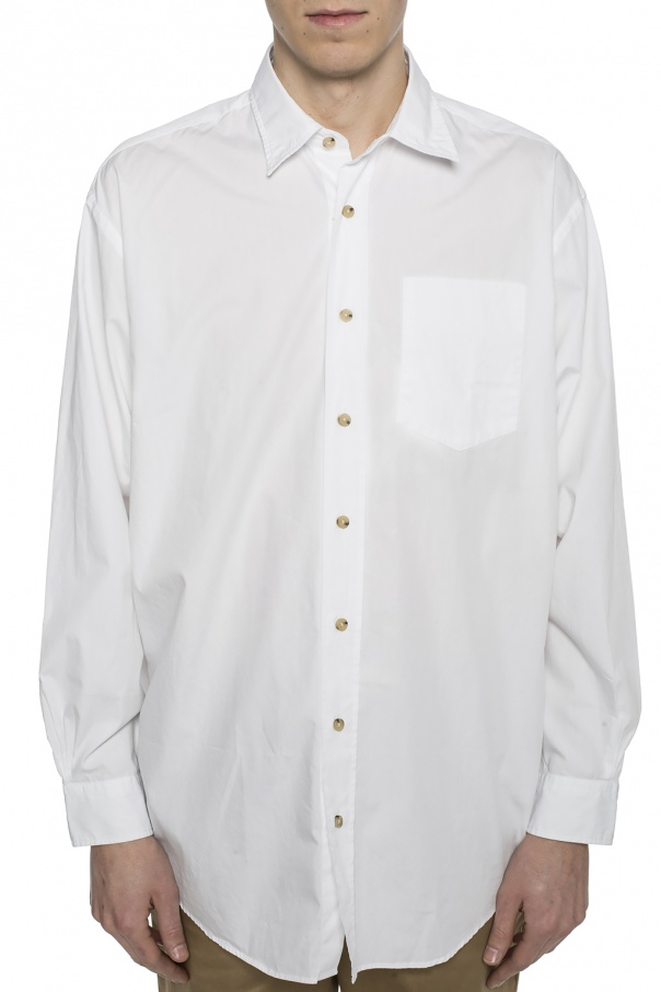 Shirt with a slip pocket od Acne