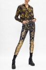 Versace Jeans Couture Wzorzysta koszula