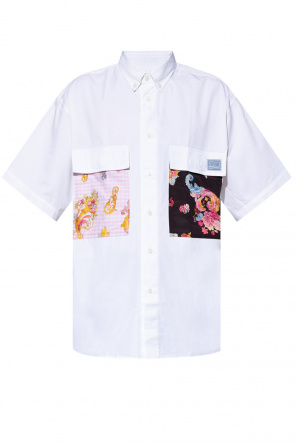 Short-sleeved shirt od Versace Jeans Couture