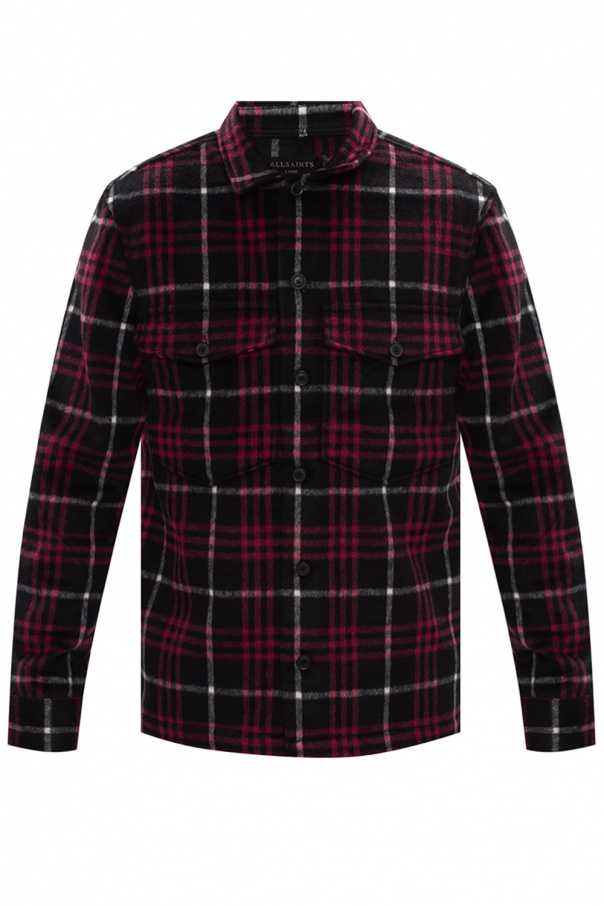 AllSaints 'Berthold' checked shirt