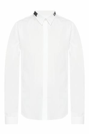 Shirt with lettering od Givenchy