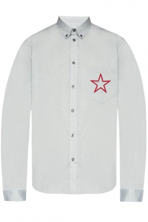 Shirt with patch od Givenchy