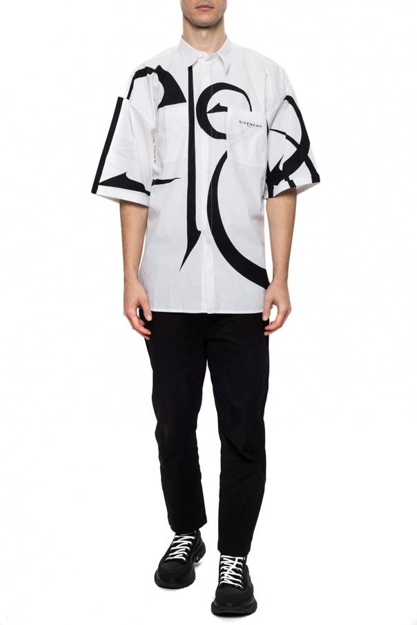Givenchy Koszula krótkimi rękawami 3EMC9qUD