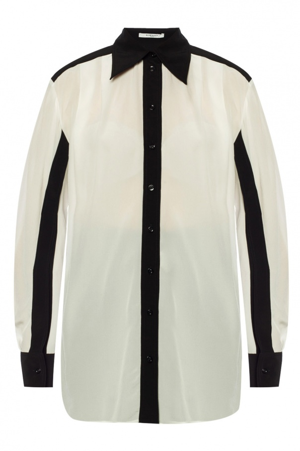 Silk shirt od Givenchy