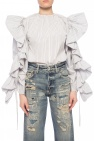 Givenchy Top with ruffles
