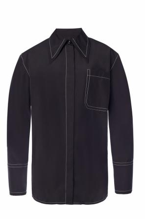 Shirt with chest pocket od Marni